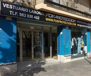 Galería de Ropa de trabajo y Uniformes en Valencia | FDS Protección