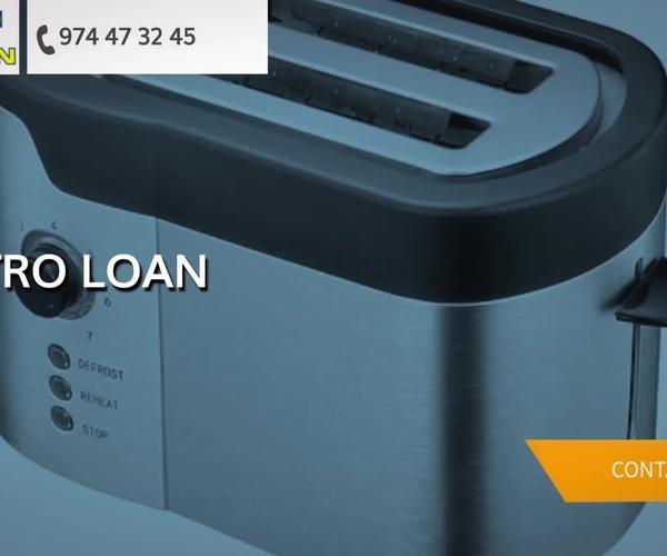Electrodomésticos en Fraga | Electro Loan Cadena Confort