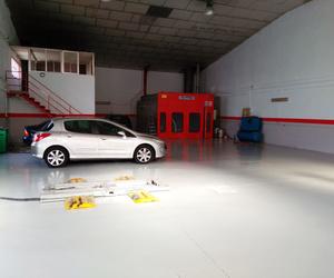 Mecánica y chapa y pintura en Fuenlabrada