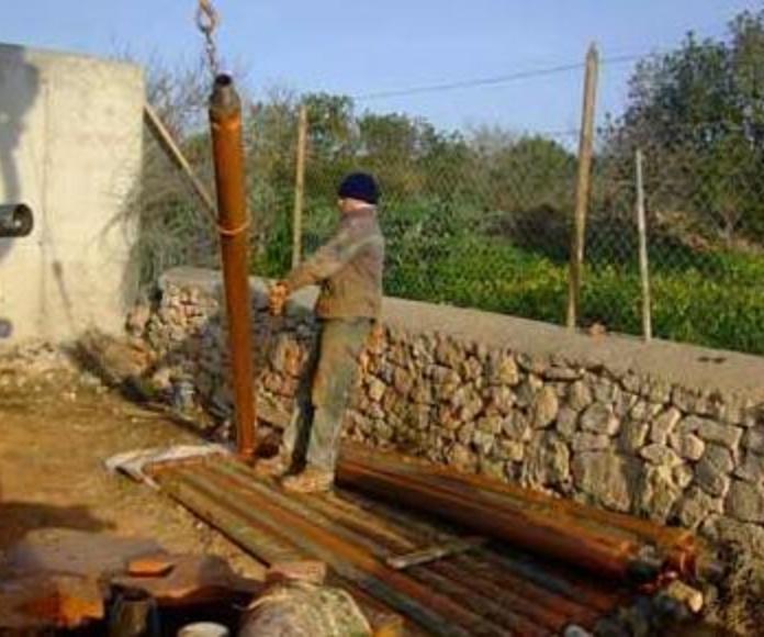 Nuestros trabajos: Nuestros Trabajos de Perforacions Aigües de Mallorca, S.L.