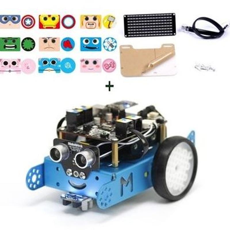 Makeblock SPC Kit Robot Educativo mBot Face : Productos y Servicios de Stylepc