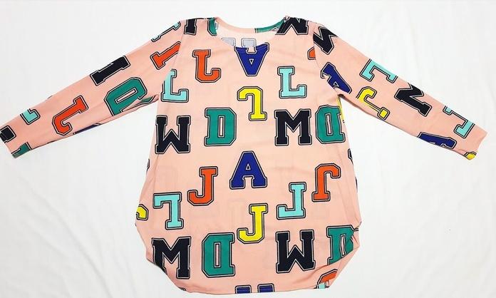 Camiseta abecedario: Productos de Picnic Moda Urban