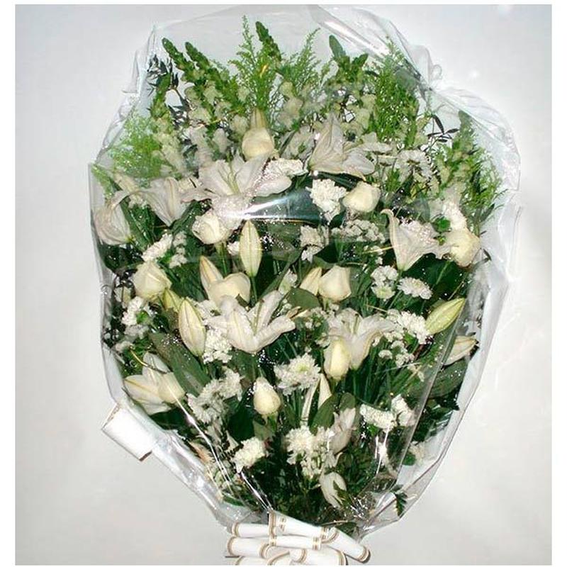 Ramos para funerales: Productos de FLORISTERÍA CASA BASUSTA