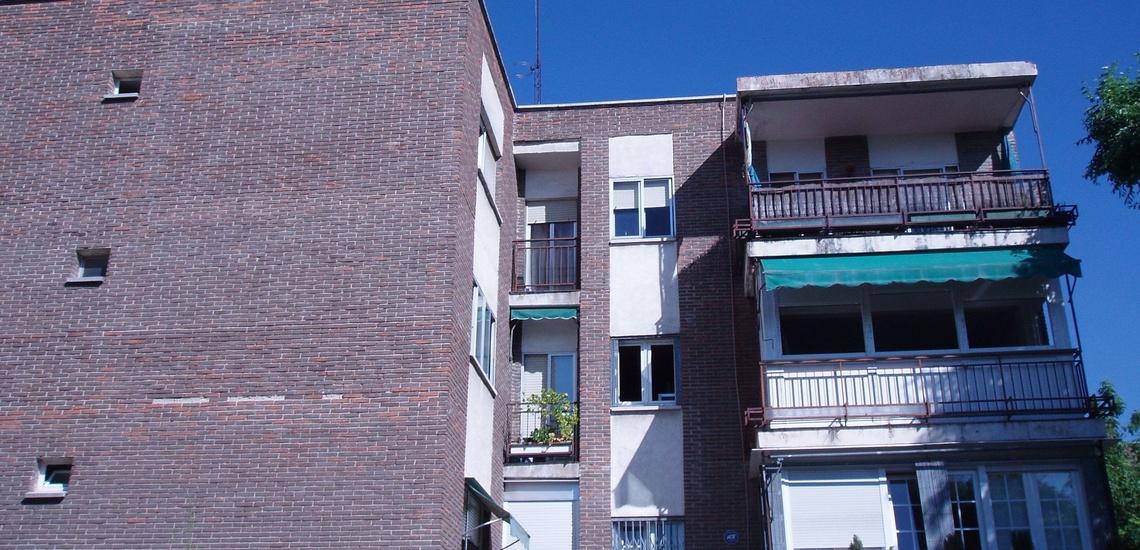 Rehabilitaciones de fachadas en Alcorcón