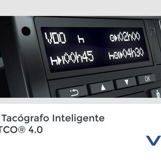 1. Tacógrafo INTELIGENTE VDO 1381 4.0