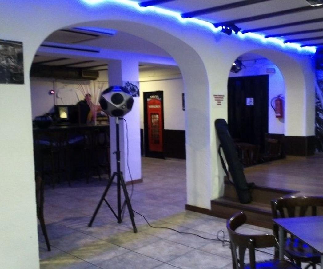 La calidad acústica del local de ensayo
