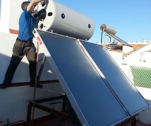Energía solar doméstica