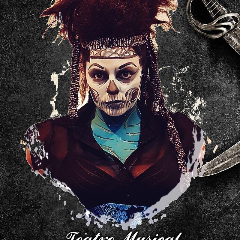 La maldición pirata: Catálogo de actuaciones de ESPECTÁCULOS CLAP CLAP PRODUCCIONES, MÚSICA, TEATRO Y MUCHO MÁS