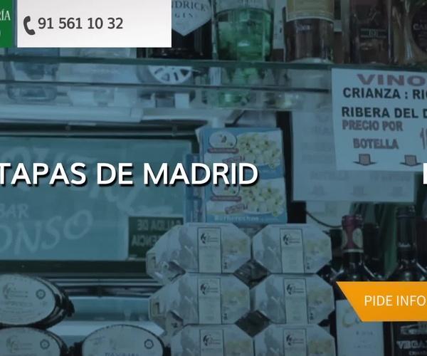 Los mejores callos de Prosperidad, Madrid | Cervecería Alonso