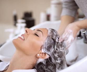 Tinte de pestañas: Servicios y tratamientos de Ameli Style Salón de Belleza