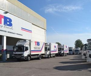 Transporte frigorífico en Baleares