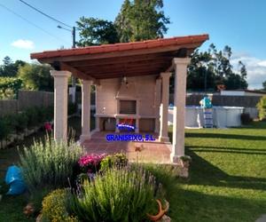 Trabajos de cantería en Pontevedra   Cantería Muiños do Tea