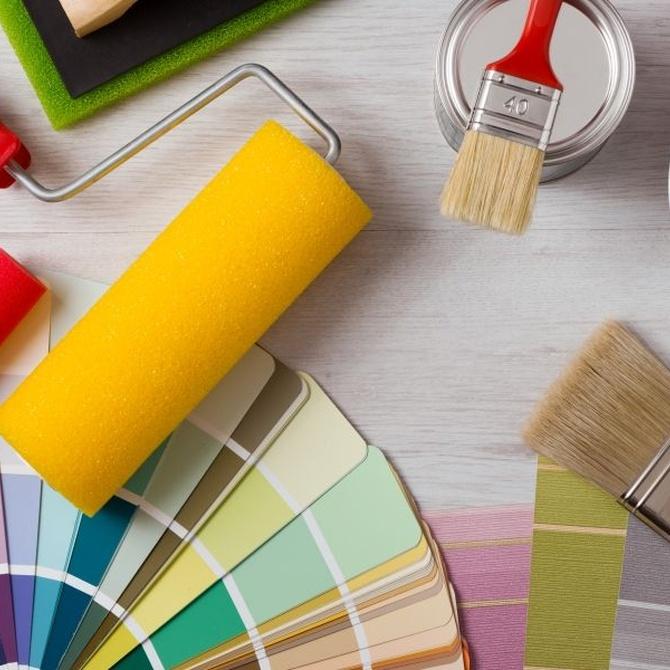La psicología del color para decorar las diferentes estancias de tu vivienda