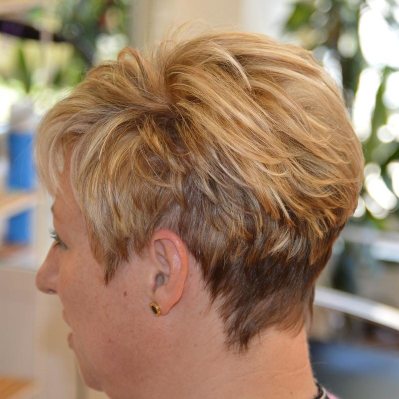 Balayages y mechas: Servicios de Gema Mena Peluquería Hair Spa