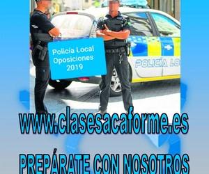 OPOSICIONES POLICÍA LOCAL 2019 - 2020