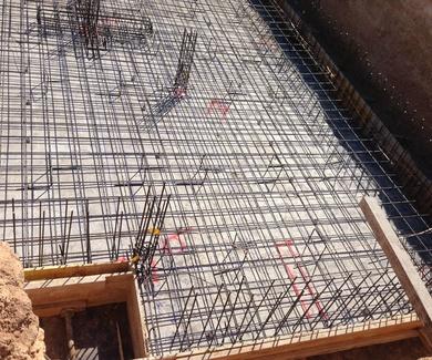 Construcción de vivienda unifamiliar en Partida de Matola, Elche.