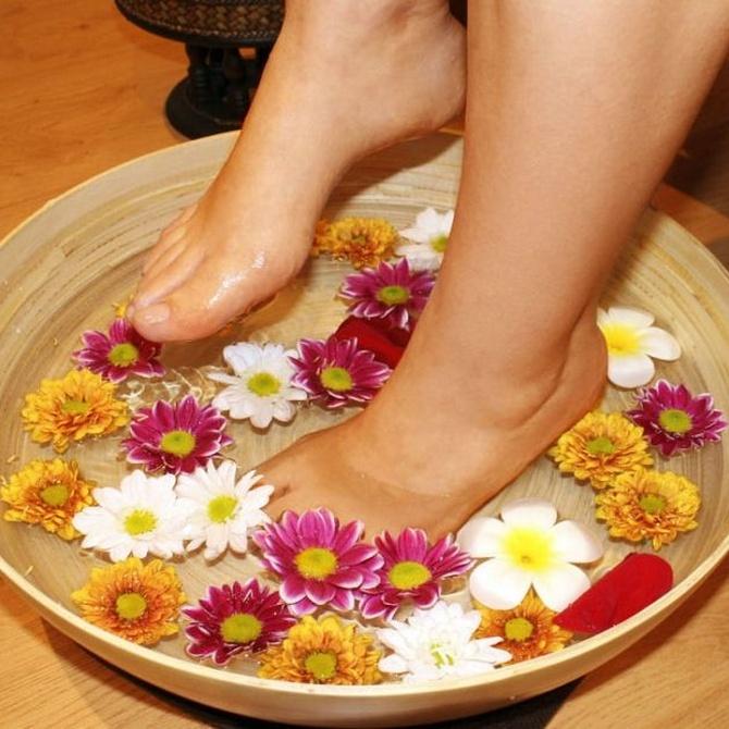 La importancia de cuidar los pies
