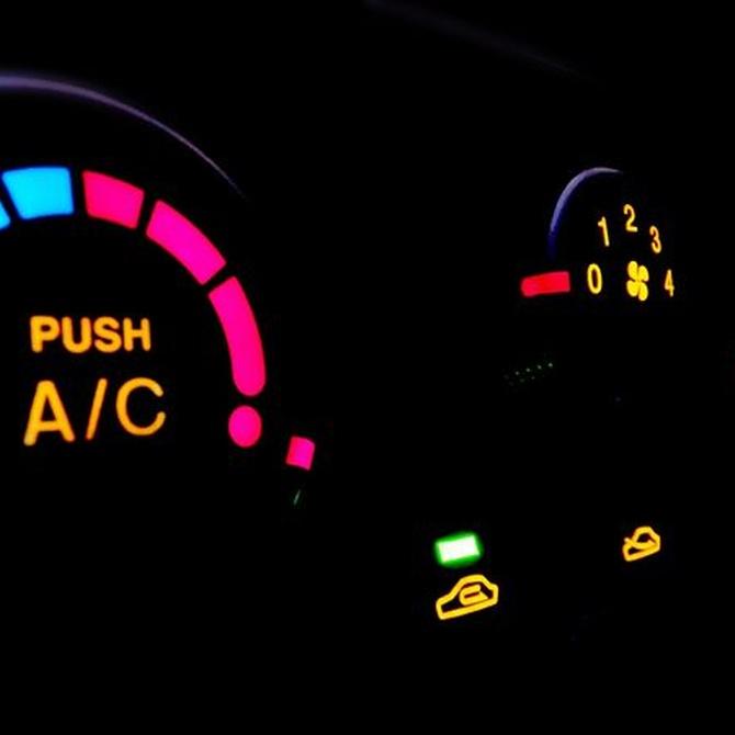 ¿Climatizador o aire acondicionado en coches?