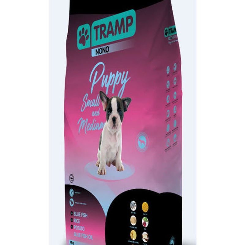 Tramp nono puppy small-medium: Servicios Veterinarios de Kan's&co Clínica Veterinària