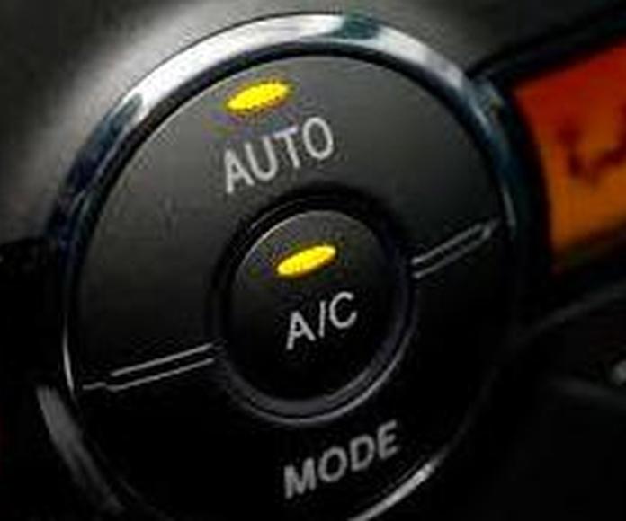 Conector aire acondicionado