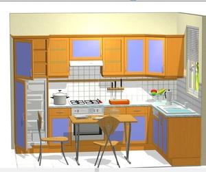 Diseños cocinas 3D