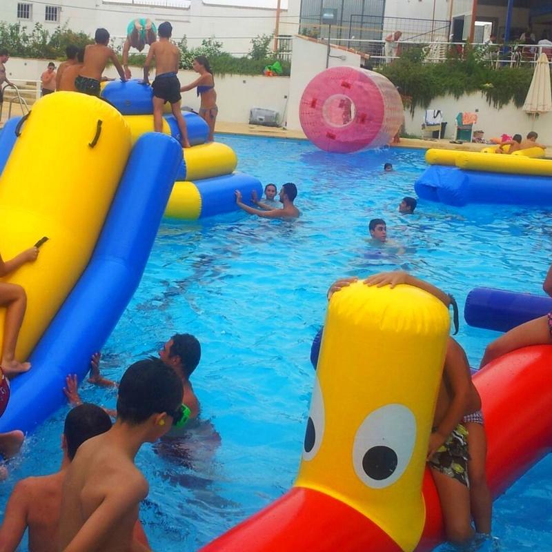 Eventos privados: Nuestros servicios de Gran Piruleto Park