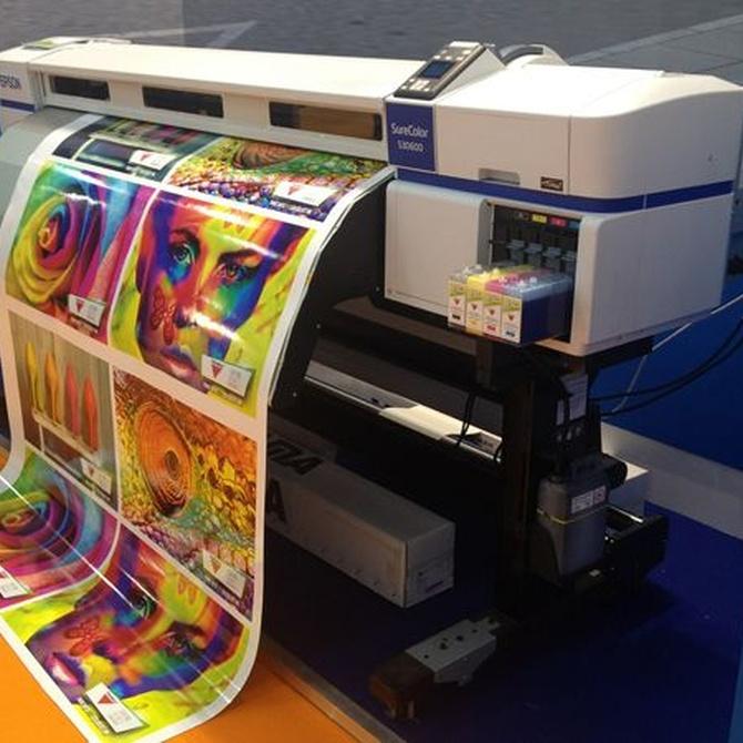 Descubre los beneficios de la impresión digital