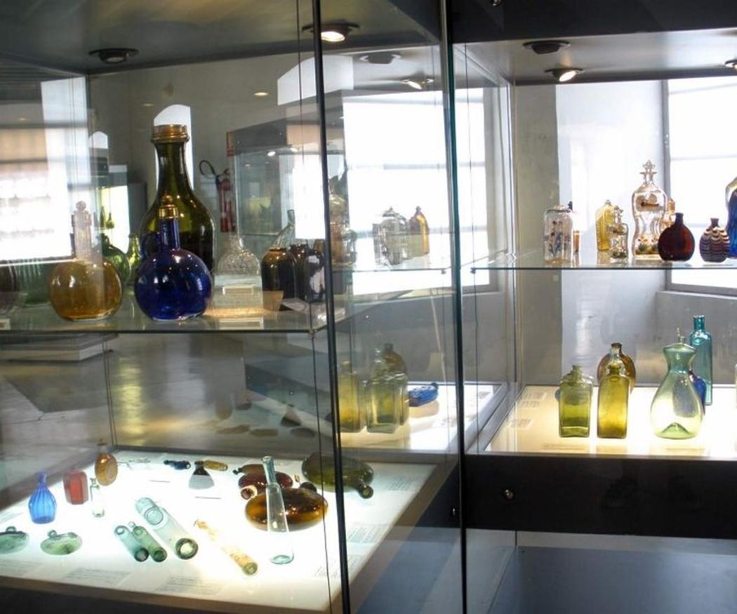 ¿Conoces la histórica fábrica de cristal de La Granja? (I)