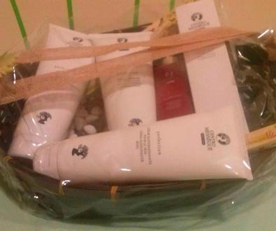 cestas de productos naturales 100% a mitad de precio