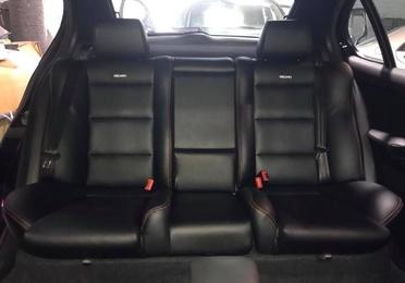 Tapizado de asientos en cuero