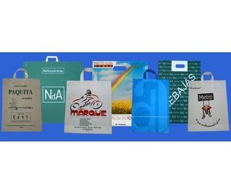 Bolsas automáticas de papel: Catálogo de Embalaje Activo, S.L. ( EMAC )