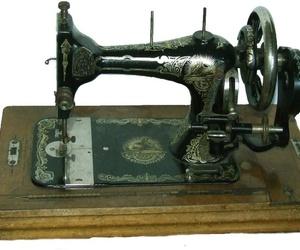 El origen de las máquinas de coser