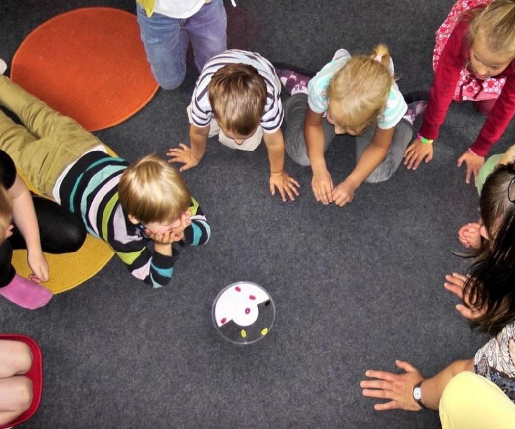 ¿Por qué es bueno que los niños vayan a la guardería?