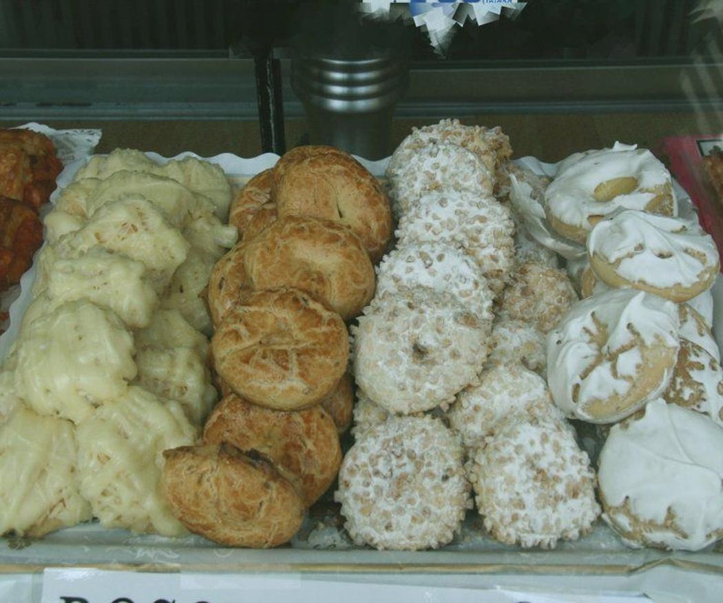 Tontas y listas, las rosquillas de San Isidro
