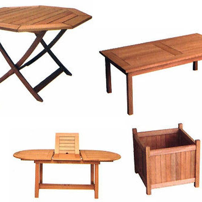 Mueble de madera para exteriores: Productos de Bricolatge Martí