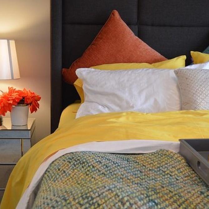 Claves para decorar tu cama