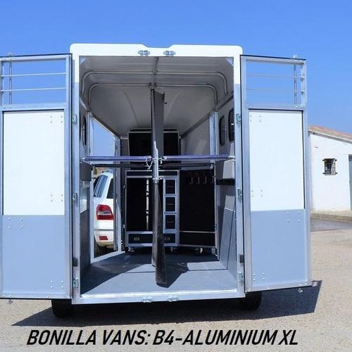 Remorques pour chevaux en Salamanca | Remolques Bonilla
