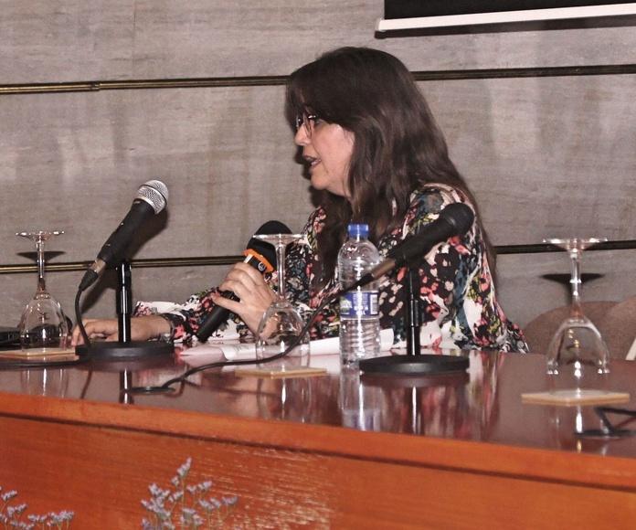 La Fiscal de la Sección de Menores de la Fiscalia Provincial de Santa cruz de Tenerife: Dª Marta Dávila de León.