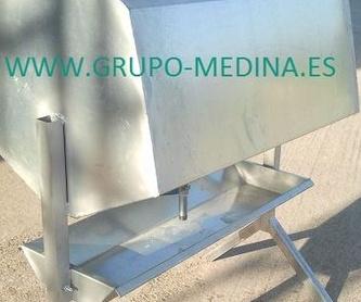 TELERA DE TUBO CON CHAPA: NUESTROS PRODUCTOS de Grupo Medina
