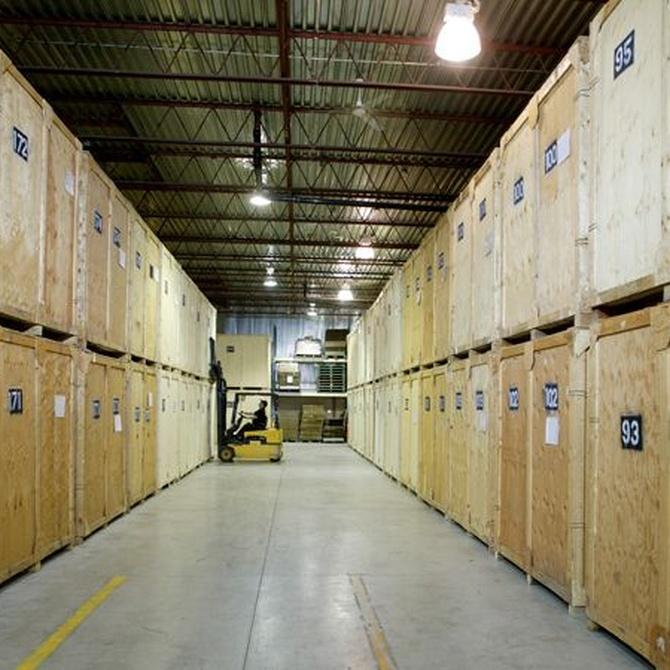 Diferencias entre self storage o minialmacenes y un guardamuebles parcial