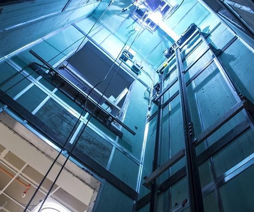 Tipos de ascensores para edificios