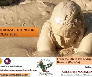 Biodanza Extension in Clay 2020