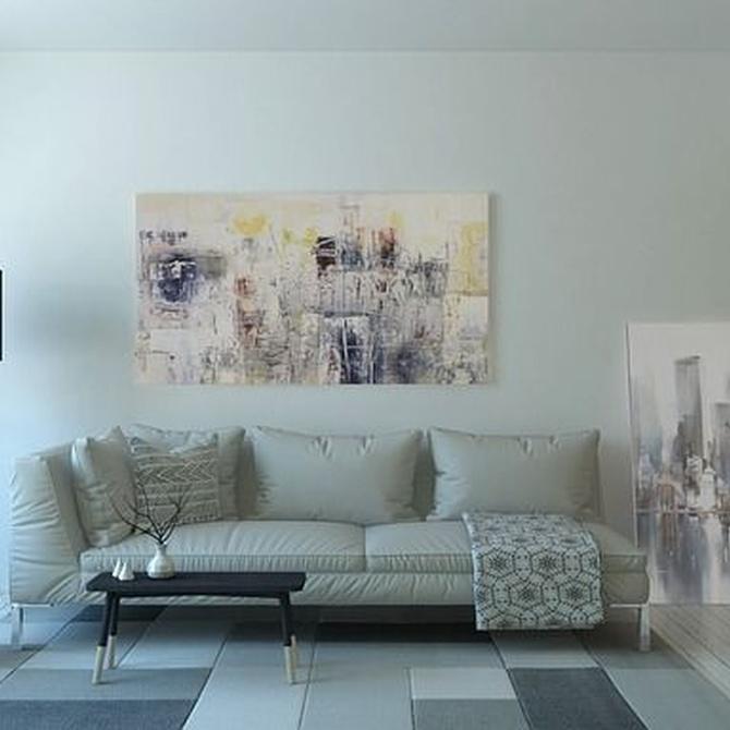 Tendencias para pintar tu salón