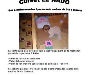 Curset El Nadó
