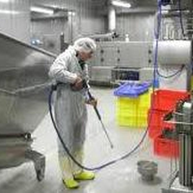 Industria alimentaria: Servicios de Sircrop