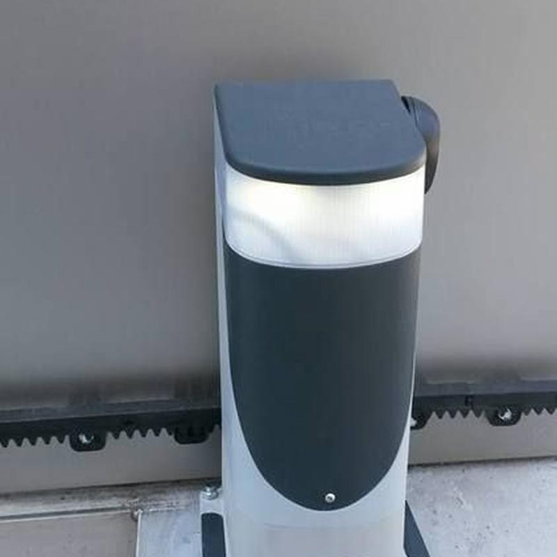 Instalación de puertas correderas: Motores y automatismos de Automatismos Jimm