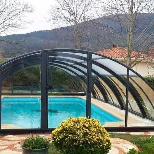 Construccion de piscinas La Moraleja