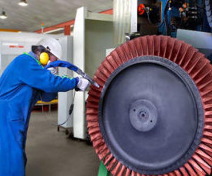 Limpieza industrial: Servicios de Eulen, S.A.