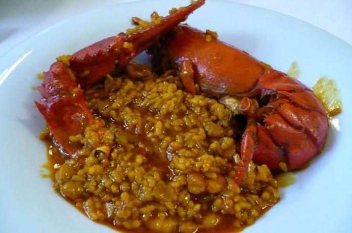 Arroces: Carta y Menús de Restaurante Les Maries