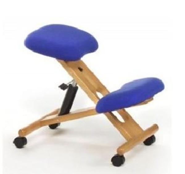 Silla ergonómica de rodillas modelo Flip